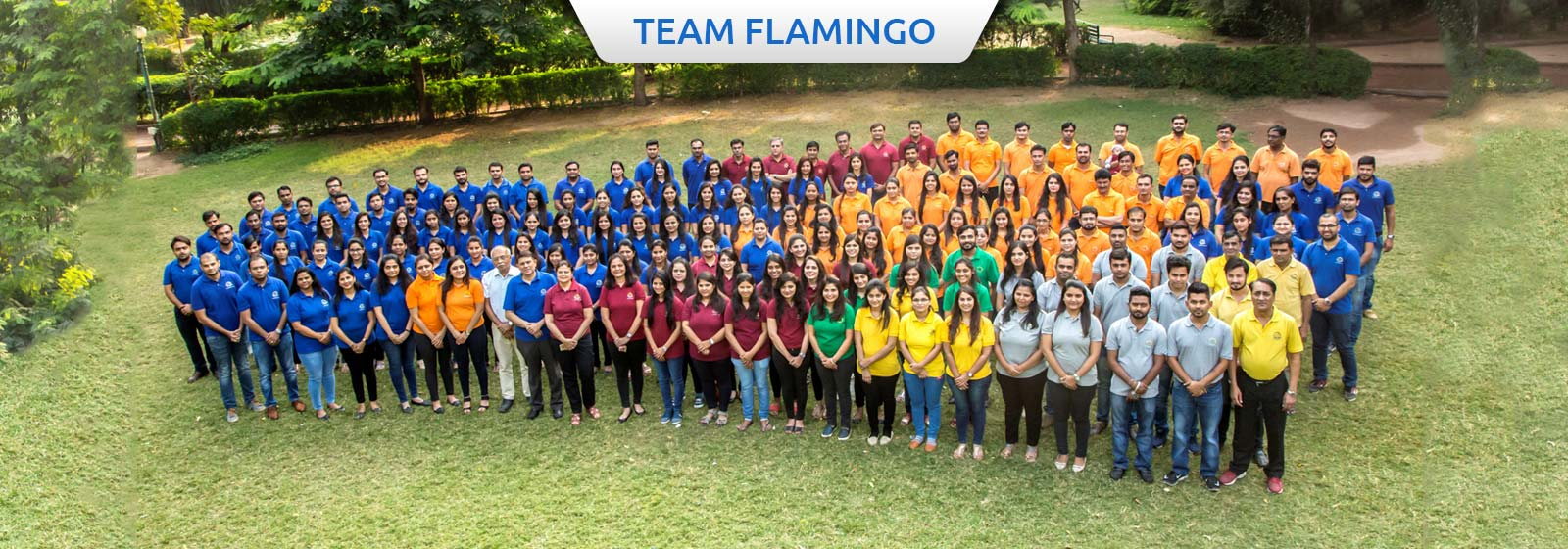 Flamingo Travels Team Photo