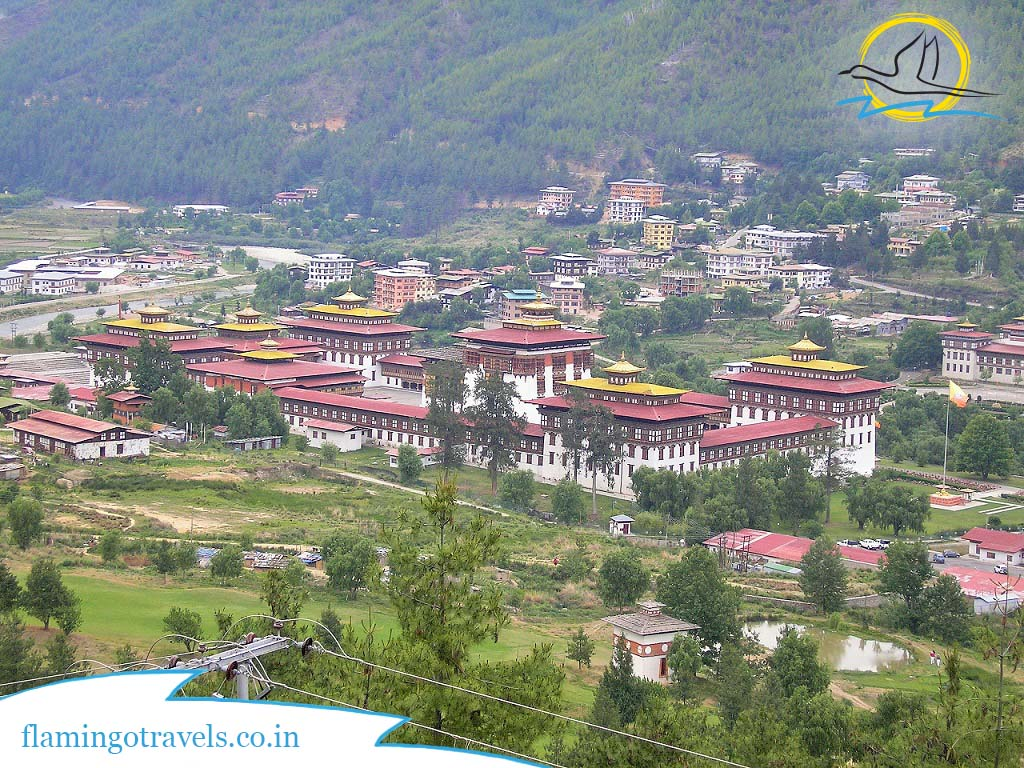Bhutan tour packages from Mumbai