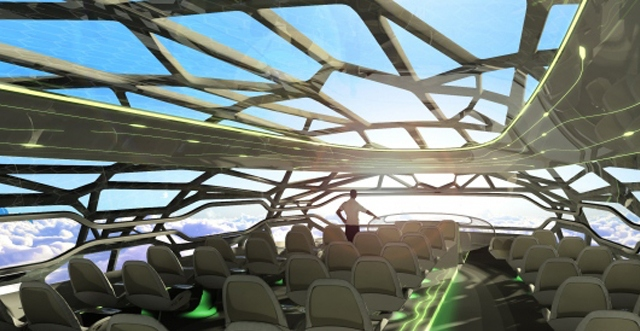 Aircraft Cabin Of The Future