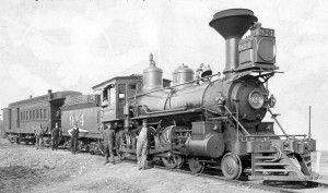 Pacific Railroad