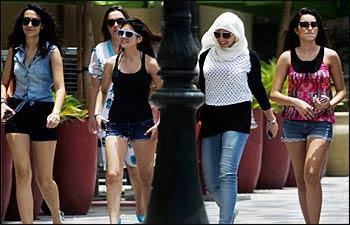 Dubai women