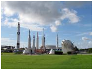 Rocket-Garden-NASA-USA-Tour-Packages