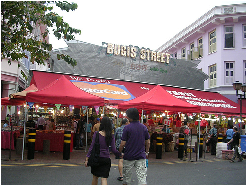 Shopping-At-Bugis-Street-Singapore
