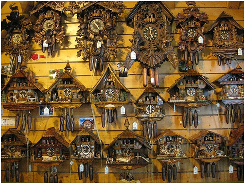 German-Cuckoo-Clock-Shops