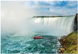 Hornblower-Niagara-Cruises-at-Niagara-Falls