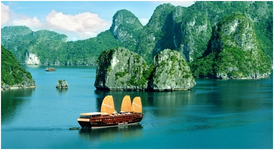 Vietnam Cambodia tour packages from Ahmedabad