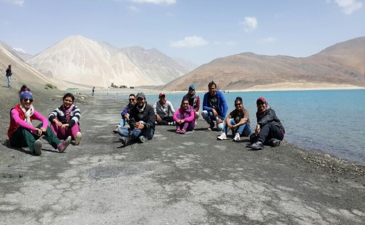 Leh Ladakh tour packages from Mumbai