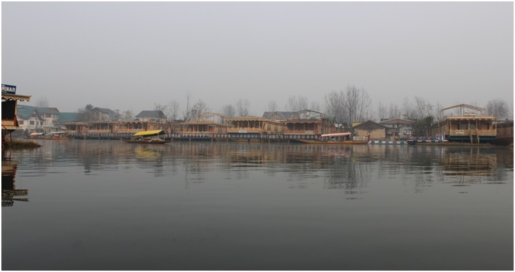Kashmir Packages from ahmedabad