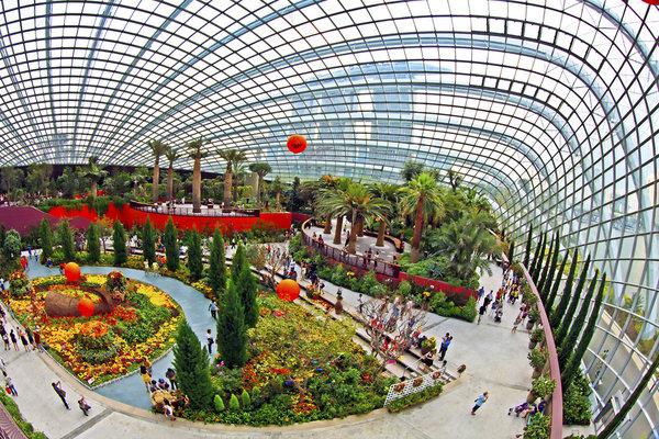 Singapore holiday tours