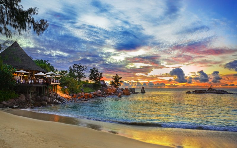 Seychelles tour packages from Mumbai