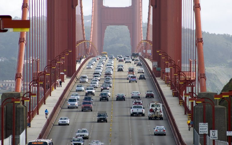 golden gate highway