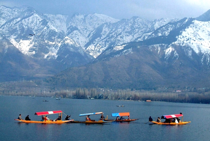 Kashmir Packages from mumbai
