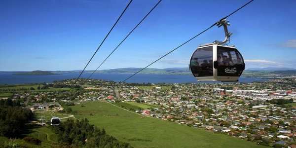 New Zealand tour packages from Ahmedabad