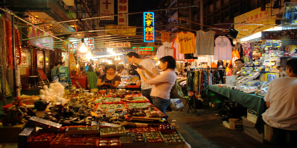 Hong Kong tour packages from Ahmedabad