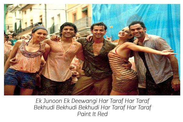 List Of Best 20 Hindi Songs To Hear While Traveling Flamingo Transworld This song is about a guy who misses someone who left, and we use the past simple tense to describe things that started and finished in the past. hindi songs to hear while traveling