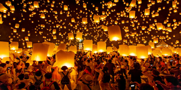 Thailand honeymoon tour packages