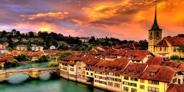 Switzerland tour packages from Mumbai