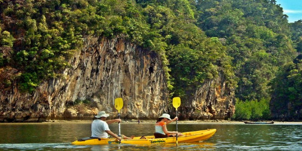 Phuket Krabi tour packages