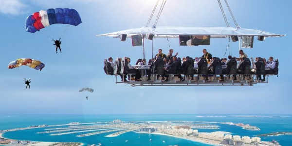 Dubai tour packages from Ahmedabad