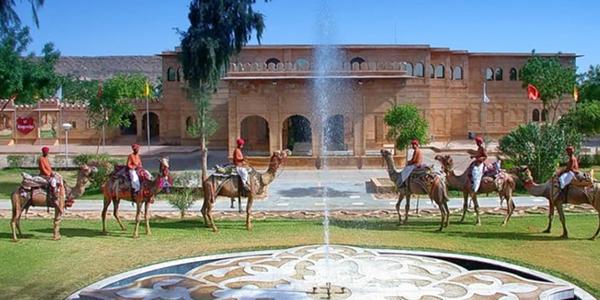 Best resorts in Jaisalmer