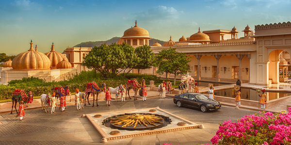 Udaipur places to stay