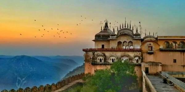 Alwar Places to visit
