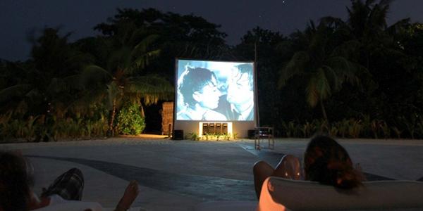 Luxurious Resort in Maldives