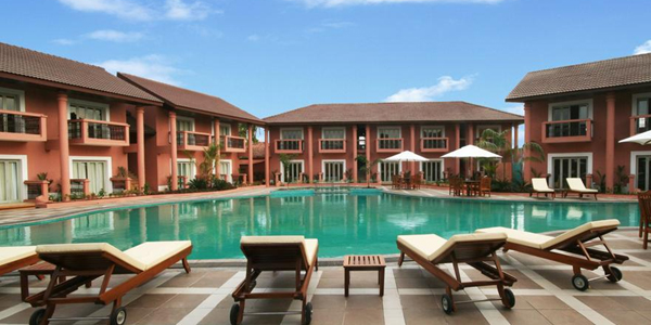 Luxurious Resorts in Goa