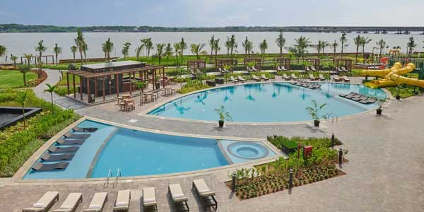Luxurious resorts in Kerala