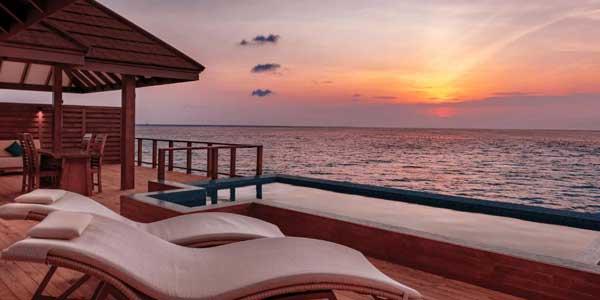 Maldives all-inclusive resort