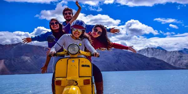 Unique Kashmir with Leh Tour Packages